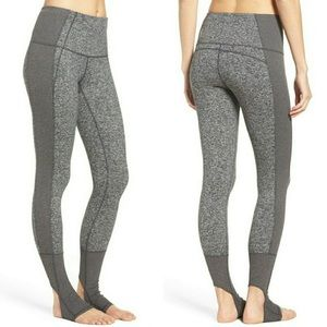 Zella Dance With Me High-Waist Stirrup Leggings